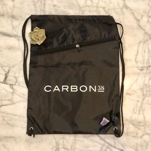 Carbon 38 Drawstring Bag